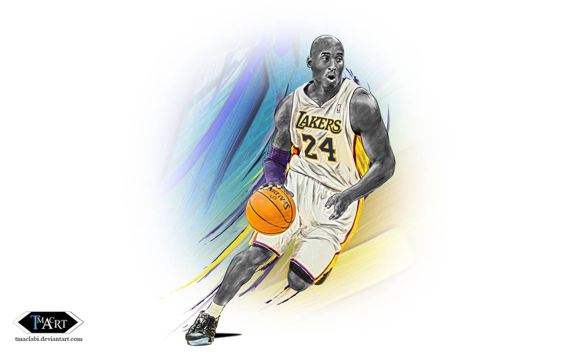 info for 9744e 1891f Kobe Bryant Colorful Career Wallpaper by tmaclabi ...