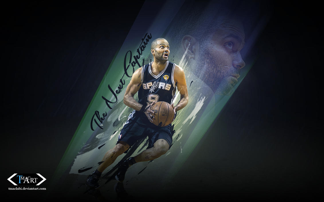 Tony parker the next captain wallpaper by tmaclabi on deviantart tony parker the next captain wallpaper by tmaclabi voltagebd Choice Image