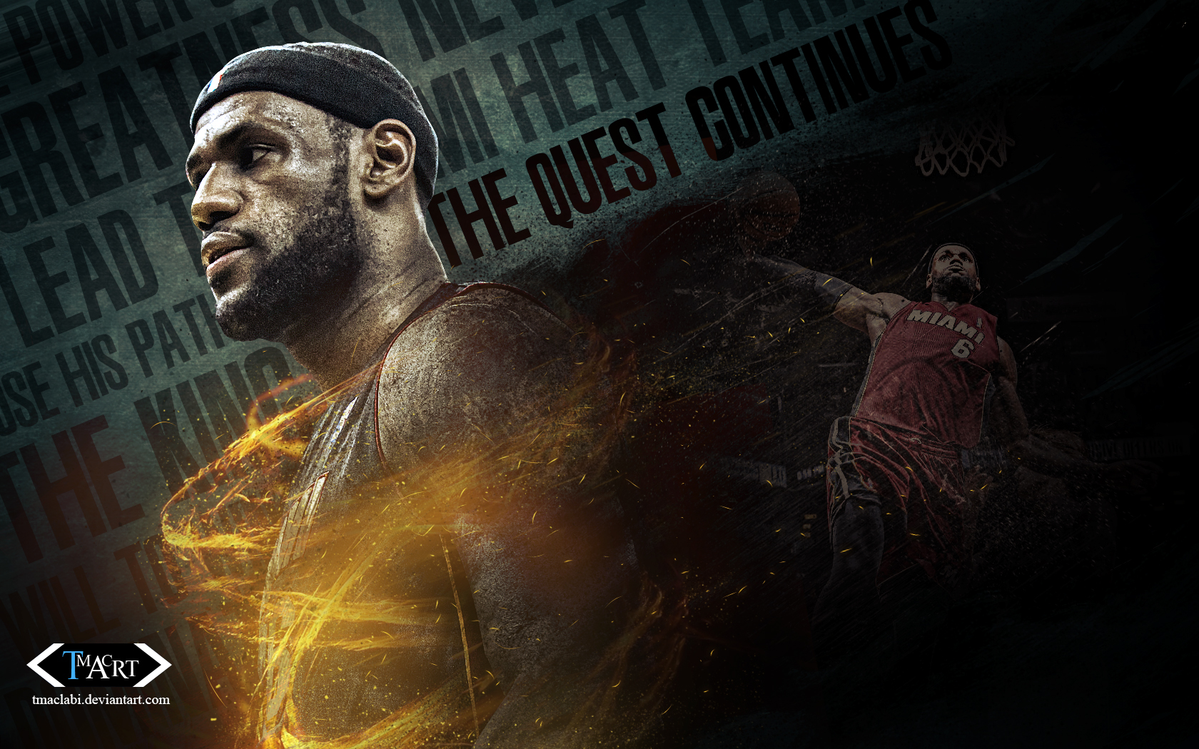 Simple Wallpaper Mac Lebron James - lebron_james_the_quest_continues_wallpaper_by_tmaclabi-d7rgtsi  Image_18762.jpg