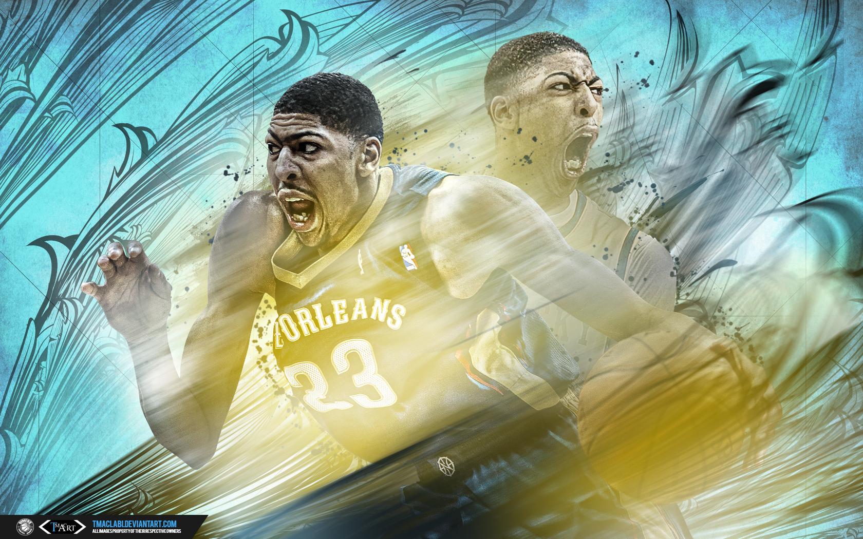 Anthony Davis puts NBA on quadruple-double watch   ProBasketballTalk