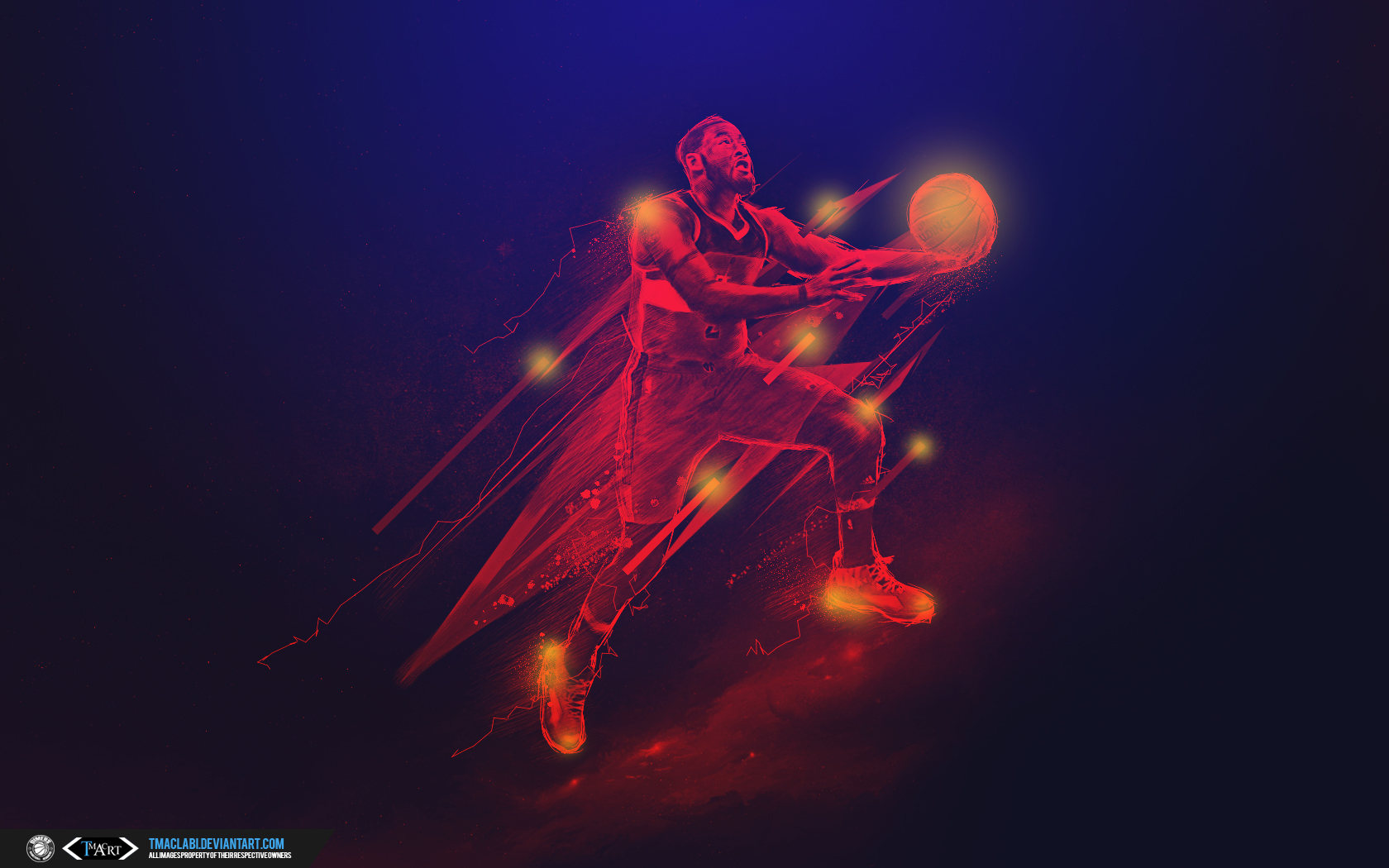 John Wall Dynamic Wallpaper By Tmaclabi