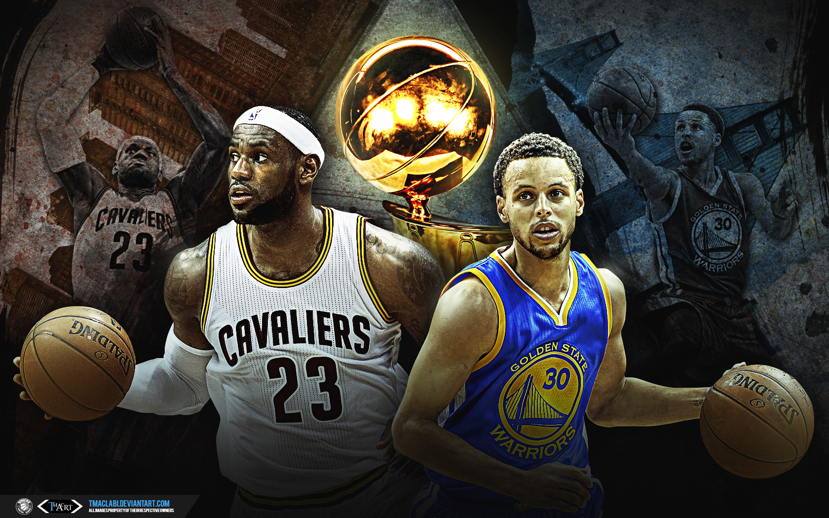 2016 NBA Finals: Cavaliers vs. Warriors | Hall of Fame ...