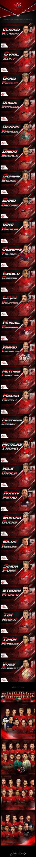 FCP Team Designs by tmaclabi