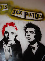 Sex Pistols by HumildeDesign