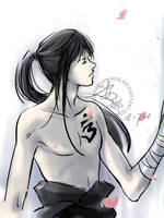 sketch: kanda yuu by annapurnawang