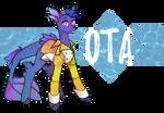 [OPEN - OTA] Neon Merpony by lichbard