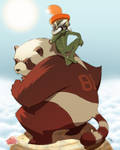 Wax's Panda