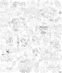 Sketchbook 4 by pacman23