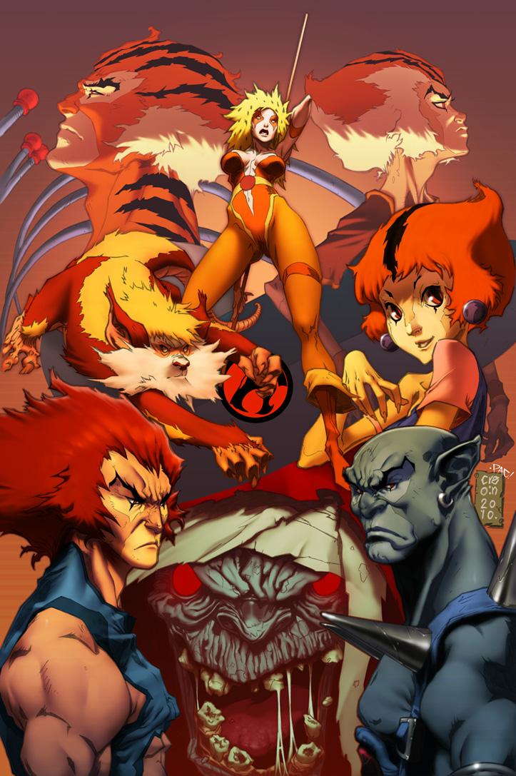 Thundercats COLORS