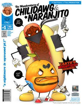 Chilidawg and Naranjito