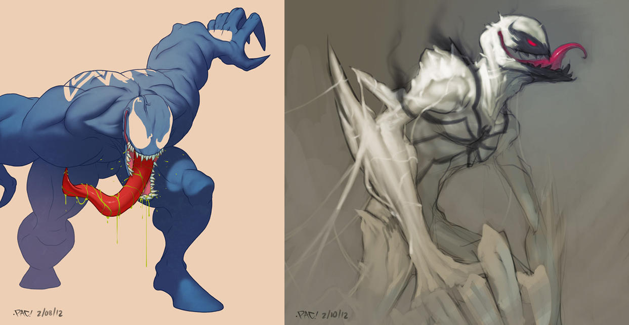 Venoms by pacman23