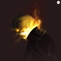 DDF 02 - Ghost Rider by pacman23