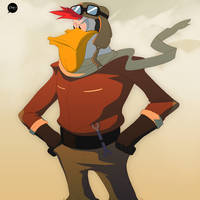 DDF 16 - Launchpad McQuack by pacman23