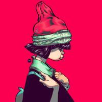 Schoolgirl by pacman23