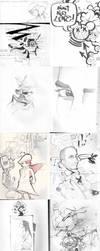 oO sketchbook2 Oo by pacman23