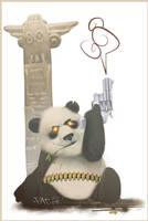 oO SR Panda Oo by pacman23