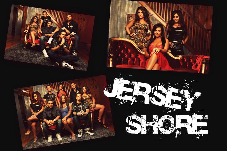 jersey shore logo wallpaper. Jersey Shore Wallpaper 3 by