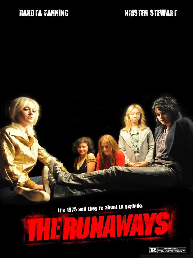 The Runaways Movie Poster by morbidreverie46 on deviantART
