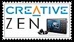Creative Zen Stamp by Jeyerre