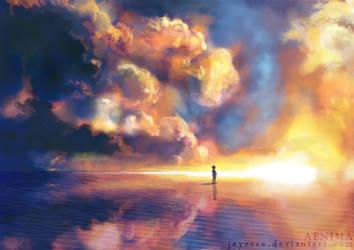 AE: Deeps of longing by JrPorpora