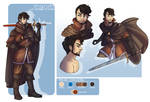 Comm: Ingroh's character sheet