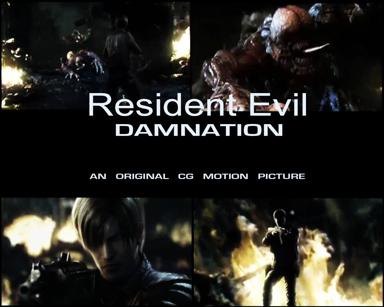 Resident Evil Damnation By Weskeralbert On Deviantart