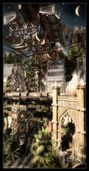 SciFi: 'Curse of Aladdin' by MadMaximus83