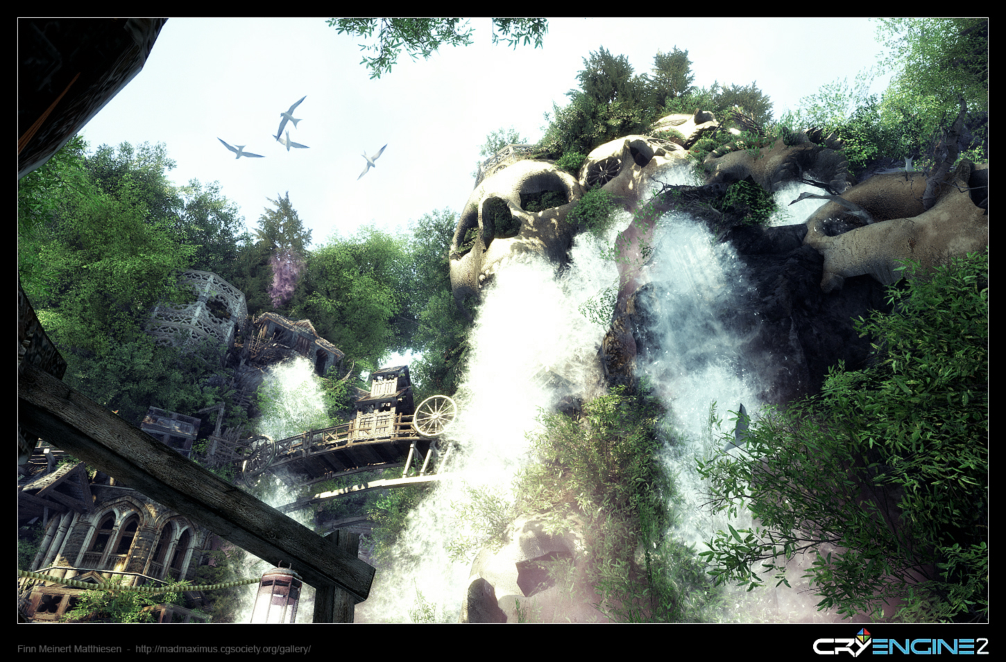 Crysis - Game Environment - 16 by MadMaximus83