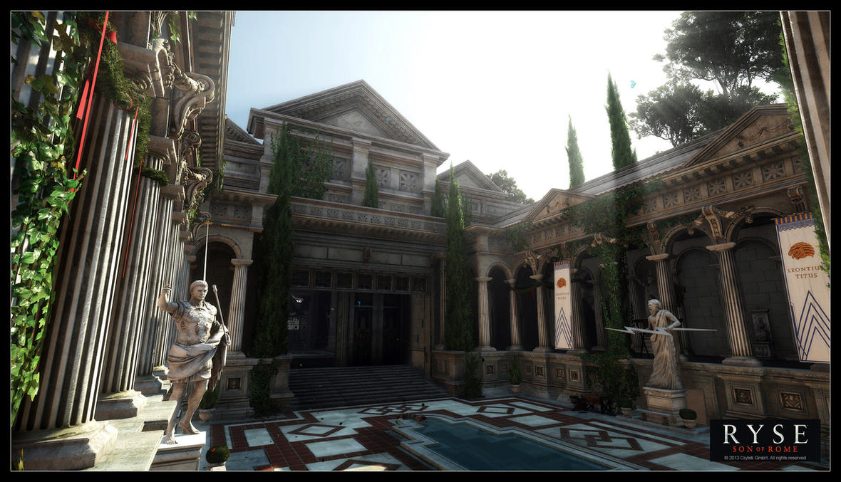 Ryse - Son of Rome (Microsoft / Crytek) - Image 3 by MadMaximus83
