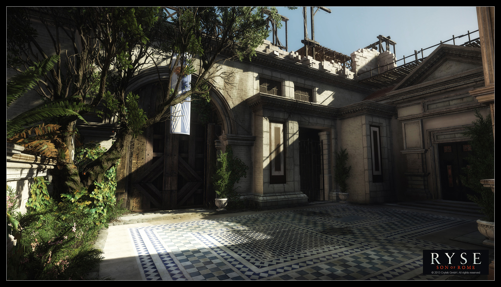 Design A Room Game Ryse Son Of Rome Microsoft Crytek Image 9 By