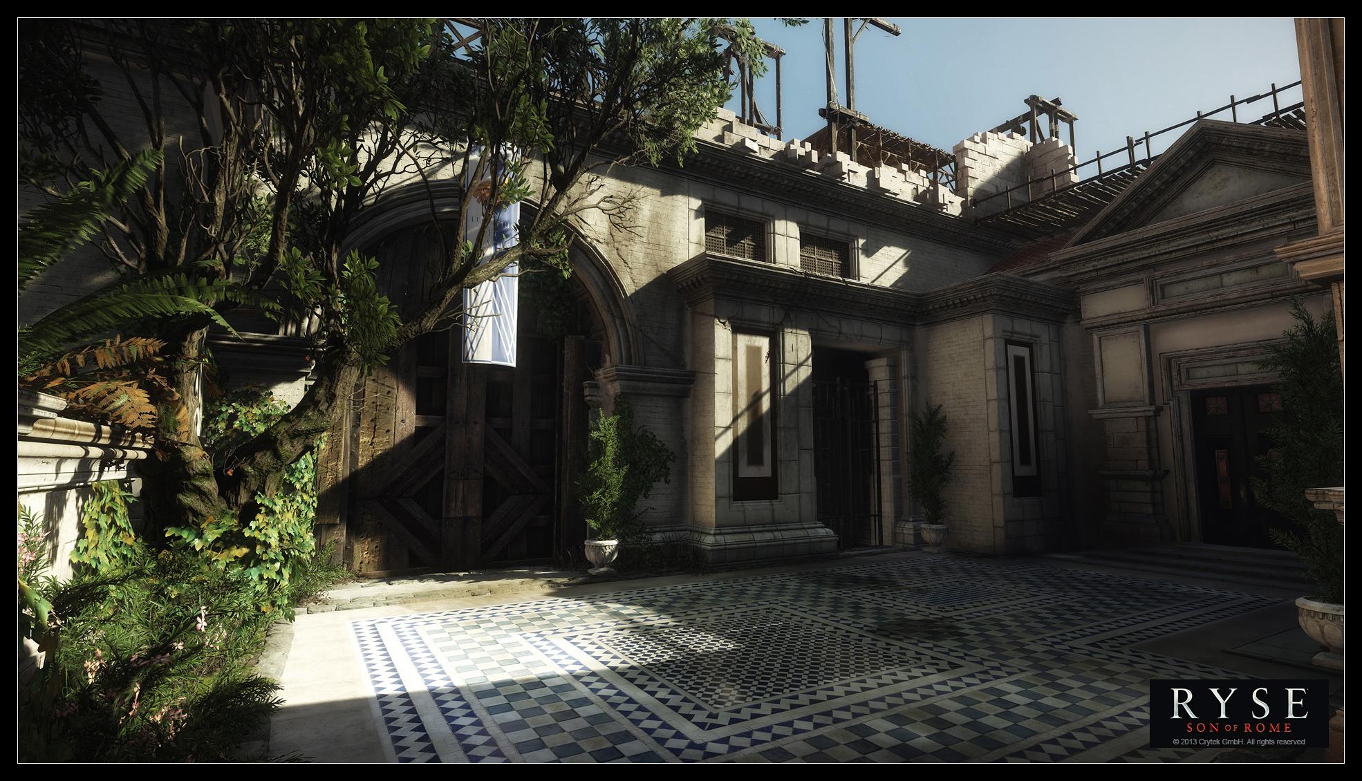 Ryse Son Of Rome Microsoft Crytek Image 9 By