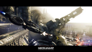 Necrowarp - Arcade Game Art Project - Image 07
