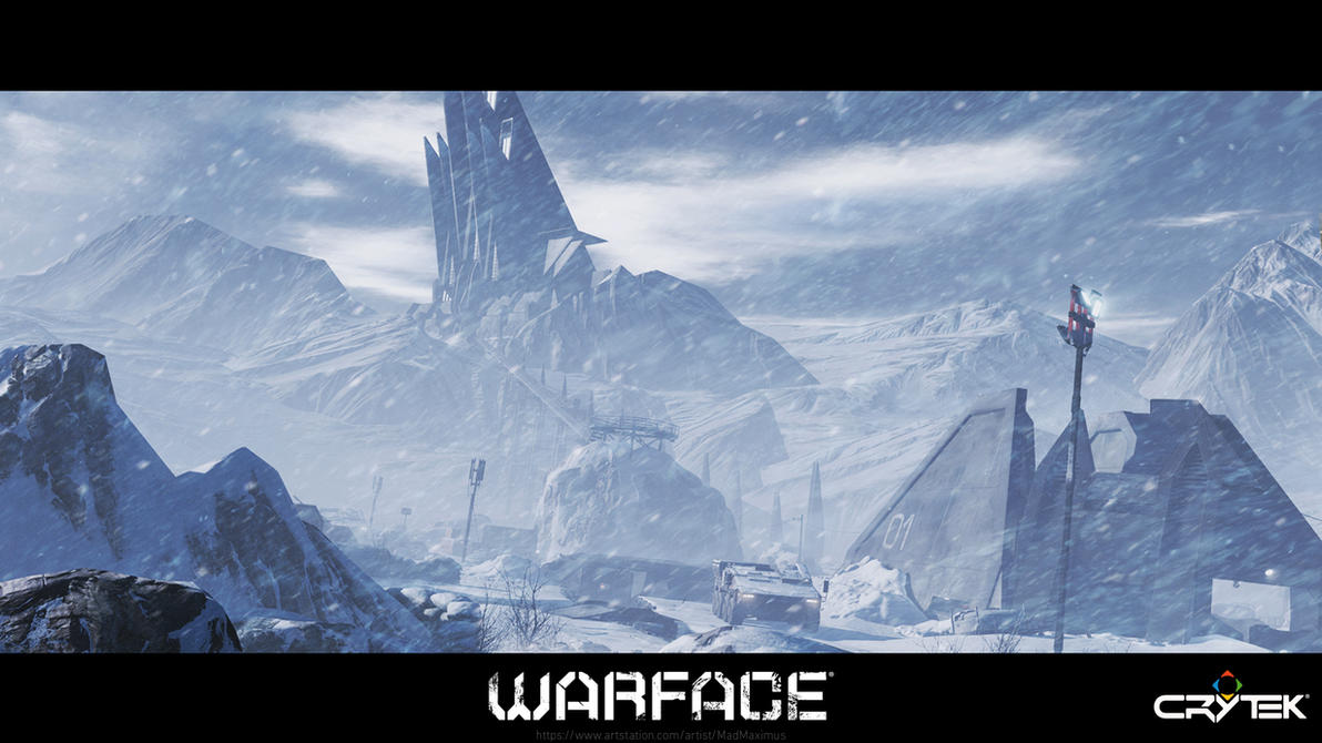Warface Siberia Screenshot 01 by MadMaximus83