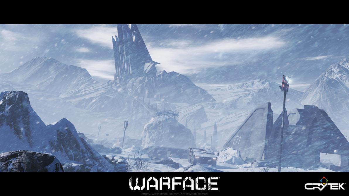 Warface Siberia Screenshot 01 by MadMaximus83