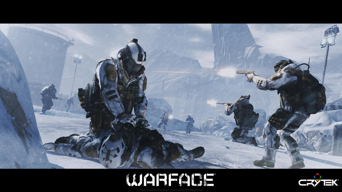 Warface Siberia Screenshot 02 by MadMaximus83