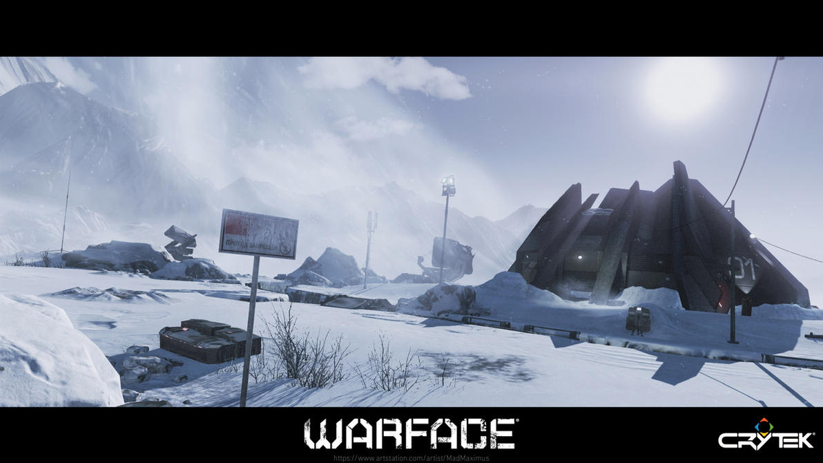 Warface Siberia Screenshot 03 by MadMaximus83
