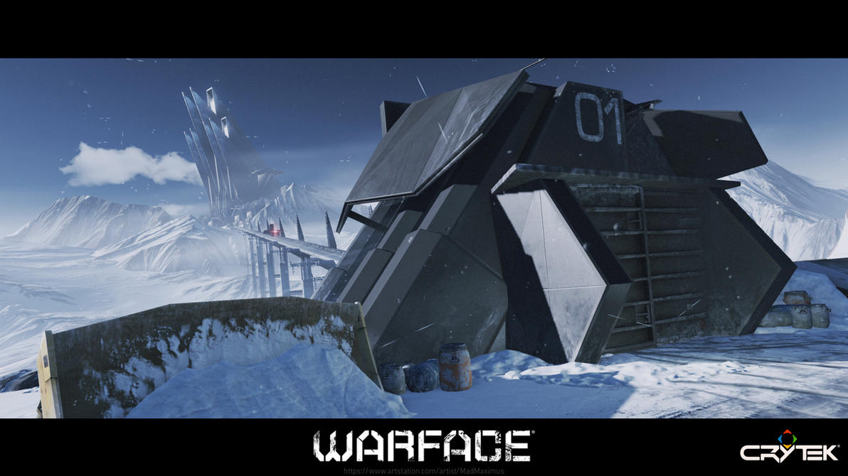 Warface Siberia Screenshot 04 by MadMaximus83