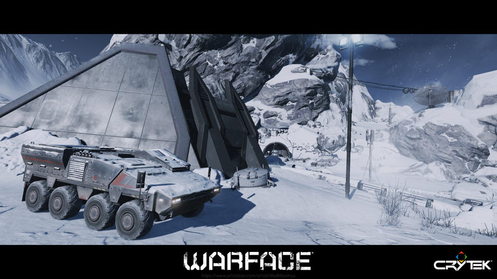 Warface Siberia Screenshot 05 by MadMaximus83