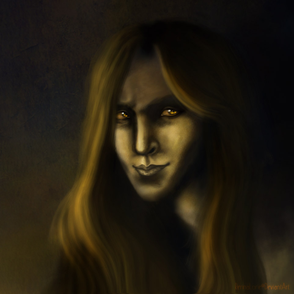Locien Portrait by RennaLorie