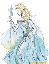 Elsa Amano by RennaLorie