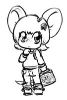 Mini Mou by kokido