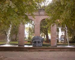 Roman Fountain I by SeraphimStock