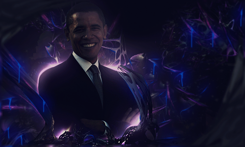 Thanks Obama! by JaymenGFX