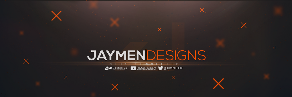 JaymenDesigns Twitter Header by JaymenGFX