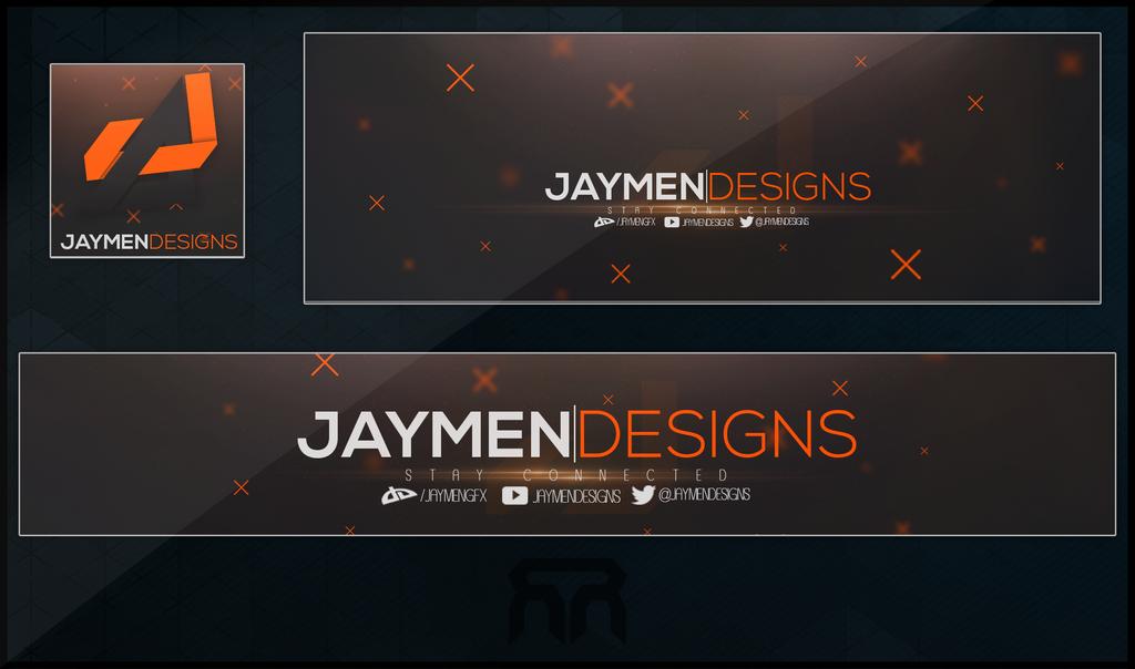 JaymenDesigns Social Media Rebrand by JaymenGFX