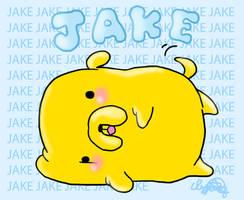 Squishy Jake by Hey-Hopper