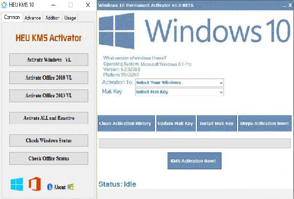 windows 10 activator key free download for 32 bit