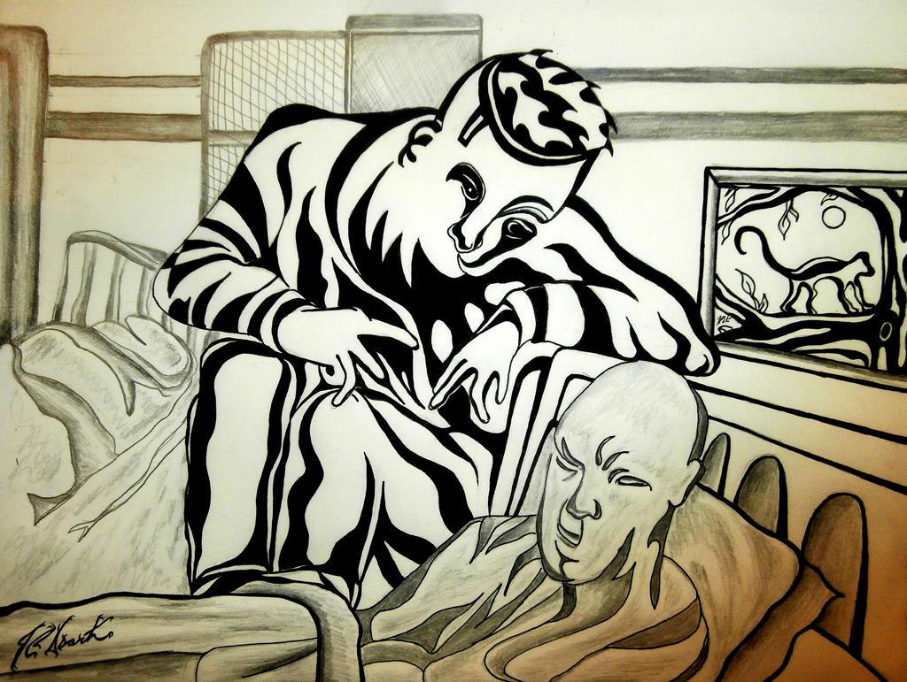 Find Twelve Monkeys by jedsart