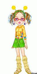 Layne Abely by daniphantom22
