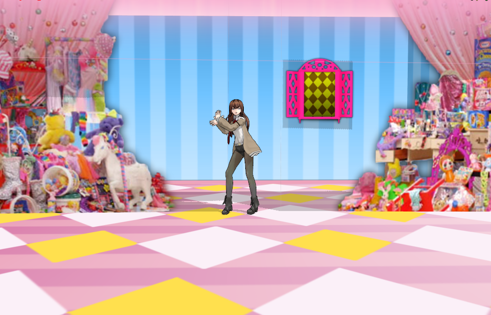 stage flood mmd cute - photo #4